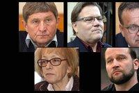 Mistr selfie, ministr i žokej: Volební prohra známých tváří minutu po minutě