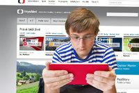 ČT chce neplatičům poplatků zatrhnout svůj internet. Šilhá po milionech