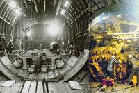 40. výročí smělého počinu při stavbě metra: První tunel pod Vltavou