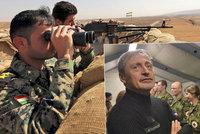 Poslanci z výboru kývli na iráckou misi české armády. Lékaři budou i u Mosulu