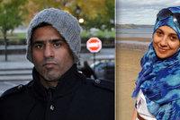Milionář uškrtil krásnou přítelkyni (†28): Potkali se na muslimské seznamce