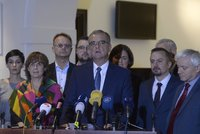"""Kalousek nadále v čele a """"vyhazov"""" tří rebelů: TOP 09 řeší volební debakl"""