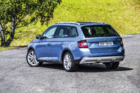 Dobrudružství pro rodinu: Škoda Fabia Combi Scoutline 1.4 TDI 7DSG