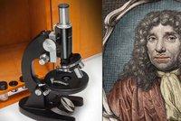 Před 384 lety se narodil »otec mikrobiologie«: Antoni van Leeuwenhoek zdokonalil mikroskop