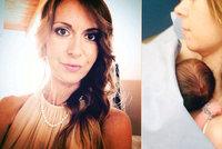 Obětovala svůj život pro dceru! Těhotná Elena (†36) odmítla chemoterapii, rakovině podlehla