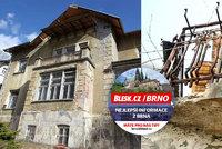 Nejohroženější památka Česka: Za 100 milionů plánují opravit Arnoldovu vilu v Brně