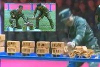 Brutální výcvik severokorejské armády: Takhle se slouží vůdci Kimovi