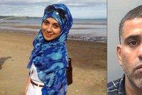 Milionář uškrtil krásnou muslimku (†28): Za vraždu dostal doživotí!