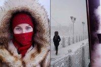 Zima jako na Sibiři: V ruské vesničce Ojmjakon naměřili i -71 stupňů Celsia! Jak se tu žije?