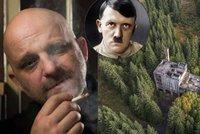 Rapl Hynek Čermák: Pátrá v Hitlerově dole