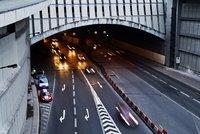 Pozor ve Strahovském tunelu: Tři týdny ho budou průběžně zavírat