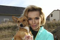 V množírně klidně hodí pejska sežrat prasatům! Modelka Hana Mašlíková týraná zvířátka zachraňuje