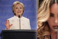 Madonna slíbila voličům Hillary Clinton orální sex, nakonec ale vycouvala!