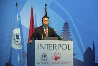 Zmizelý exšéf Interpolu: Bral úplatky, vyšetřování je v pořádku, tvrdí Číňané