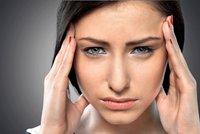 Už to nemůžete vydržet? 4 tipy na úlevu od úmorné bolesti hlavy