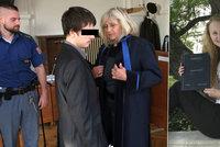 Vražda v arboretu u soudu ONLINE: Místo květin k MDŽ si vzal na Katku nůž. Obžaloba chce až 20 let vězení