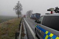 Tři lidé uhořeli při děsivé autonehodě na Moravskobudějovicku
