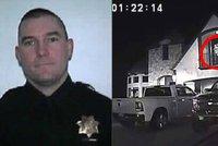 VIDEO: Sniper zastřelil muže (†42), který mířil zbraní na dceru (2) své manželky