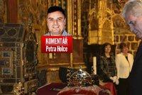 Komentář: Trestat hanobení prezidenta? Jako první by šel sedět Zeman