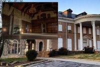 Opuštěné sídlo výstředního milionáře: Kdysi se tu pořádaly bujaré večírky, teď chátrá
