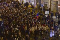"""Prahu během 17. listopadu """"obsadí"""" 24 shromáždění: Policie si vyžádala posily, MHD čekají změny"""