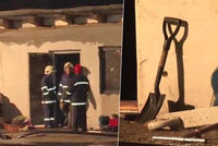 Při požáru zemřel malý chlapeček: Petříka (†4) rodiče zamkli v pokoji