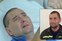 Hasič Daniel (37) skončil po brutálním útoku v kómatu: Po třech letech přišel zázrak!