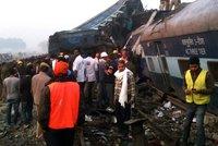 Velké železniční neštěstí: Po vykolejení vlaku nejméně 96 mrtvých
