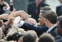 22 hodin Baracka Obamy v Praze