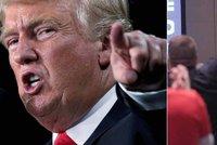 Heil Trump! Příznivci budoucího prezidenta ho oslavují jako nového Hitlera