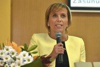 Vildumetzová z ANO pouští funkci. Končí jako hejtmanka, zůstane poslankyní