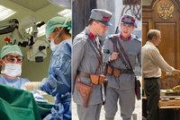 ČT odtajnila novinky na příští rok: Četníci, kriminálky, seriály a Stalin