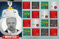 Místo čokolády kriminálník na útěku: Europol sestavil adventní kalendář ze zločinců