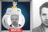 Zločinci v adventním kalendáři: Rakouský Kajínek uniká už 21 let
