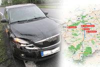 Tady dávejte velký pozor: 5 křižovatek, kde se v Praze nejvíc bourá