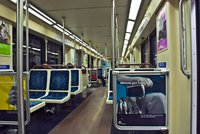 Teroristé prý chtějí zaútočit na metro v Hollywoodu. Starosta tam sám pojede