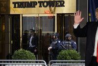 New York chce 880 milionů za ochranu Trumpa v jeho mrakodrapu. Platit má vláda USA