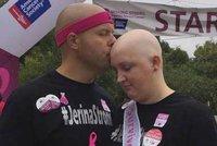 To vás dojme! Cizí muž udělal krásné gesto pro ženu s rakovinou