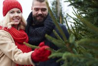 Jaký koupit stojan na vánoční stromek, aby se nenakláněl a nepadal