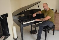 Velká radost české hudby: Tomáš Kympl obhájil vítězství v britské mezinárodní soutěži