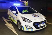 Auta pražských strážníků v novém: Zmodernizují je za víc než 5 milionů