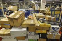 Datum pro poslední objednávky: Kdy podat balík, aby přišel do Vánoc? Pošta promluvila