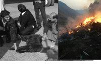 Po katastrofě obětovali vedle letadla kozu. Lidi krok aerolinek rozlítil