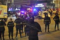 U ambasády USA v Turecku se střílelo. Pár hodin po vraždě ruského velvyslance