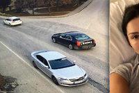 Policie zveřejnila stopu po zmizelé Andree: Únosci ji nacpali do stříbrného superbu?