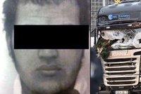 Za teror v Berlíně hledá policie Tunisana. Měl osm jmen a možná je zraněný