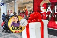 Nevhodný dárek z výprodeje reklamujte. Ale pozor na vadné zboží