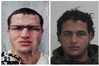 Němci nabízejí 2,7 mil. za podezřelého Tunisana. A varují: Může být nebezpečný
