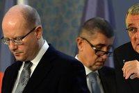 Babiš, Kalousek a Sobotka zpytují svědomí. Čeho letos politici litují?