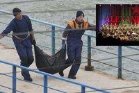 Zdrcení i oslavy smrti: Příznivci truchlí pro Alexandrovce, odpůrci jásají